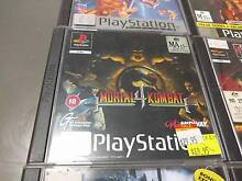 Mortal Kombat 4 - Complete - Playstation 1 PS1 Game + Manual WOW! Blacktown Blacktown Area Preview