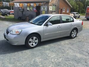 2006 CHEVROLET MALIBU NEW MVI AMAZING CONDITION