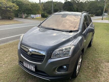 2013 Holden Trax TJ MY14 LTZ WAGON Southport Gold Coast City Preview