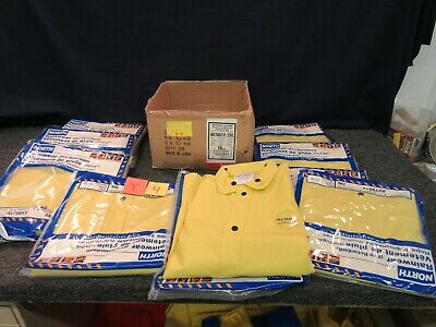 All Task Fire Retardant Waterproof 2xl Clothing Rainwear Protective Suit Jacket