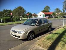 1999 Mazda 323 SEDAN AUTO,AIR, STEER, REGO CHEAP CHEAP Pendle Hill Parramatta Area Preview