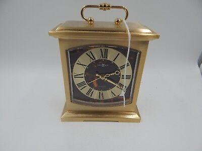 Howard Miller Carriage Style Desk Clock 4RE503 5 1/4