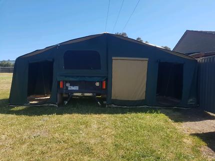 GIC 18ft Off Road Camper