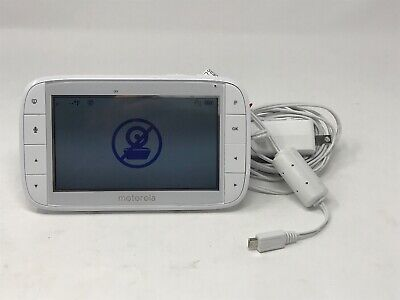 Motorola MBP36XL Video Baby Monitor, Parent Unit Only ~ Tested and Working ~