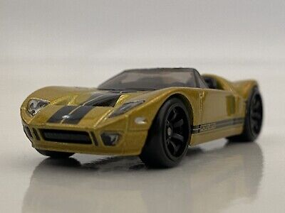 Hot Wheels Speed Machines Ford GTX1 Loose