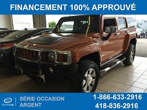 Hummer H3 Cuir Toit Ouvrant 2007
