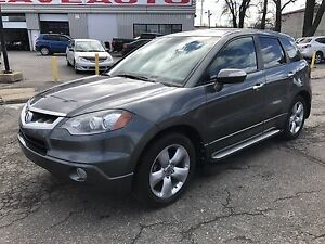 2008 Acura RDX fully loaded