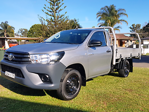 Toyota Hilux Workmate Plumpton Blacktown Area Preview