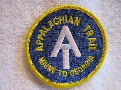 """APPALACHIAN TRAIL"" - MAINE TO GEORGIA - SEW / IRON ON PATCH      ~L@@K~"