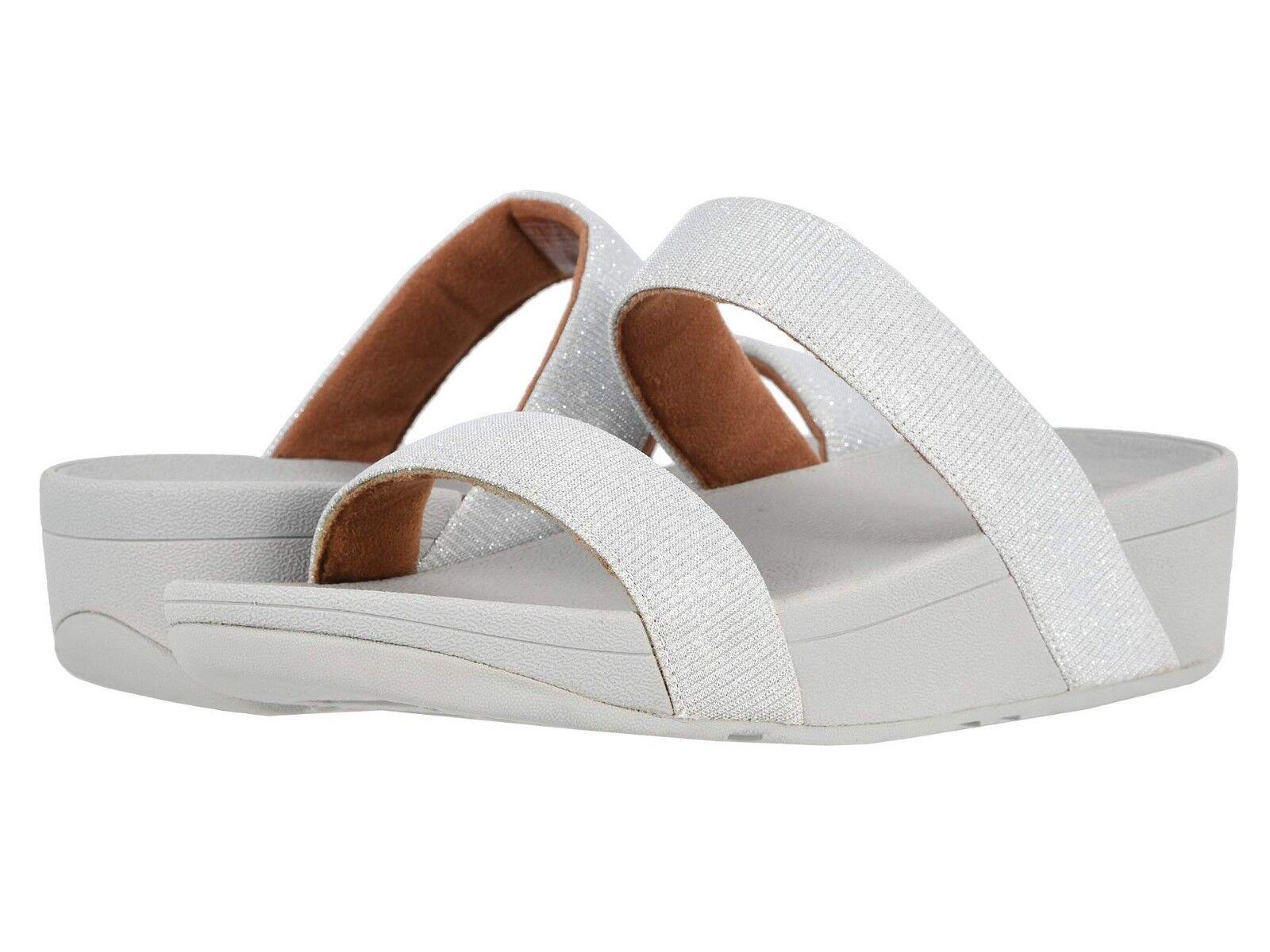 Women's Shoes Fitflop LOTTIE GLITZY SLIDE Arch Support Sanda