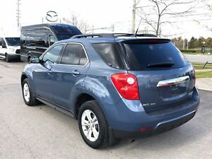 2012 Chevrolet Equinox 1LT AWD 2.4L 4 CYLINDER, LOW KMS!