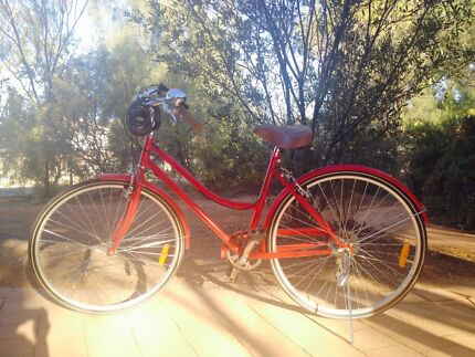 Vintage Red Bicycle/Bike for sale Alice Springs Alice Springs Alice Springs Area Preview