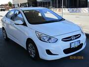 Spacious Automatic  Sedan - 2015 Hyundai Accent Hobart CBD Hobart City Preview