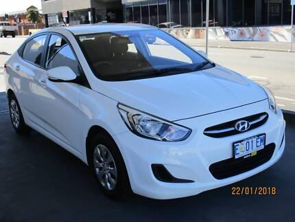 Spacious Automatic  Sedan - 2015 Hyundai Accent Hobart CBD Hobart City Preview