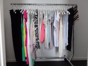 Whole Rack of Near New, Only Used Once Assorted Brand NameClothes