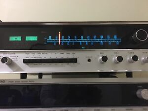 Stereotech 1200 receiver by Mcintosh