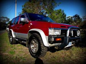 Nissan Terrano 2.7L Turbo Diesel. -- First $3000 offer takes it-- South Arm Clarence Area Preview