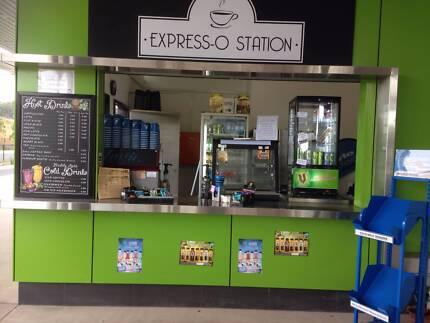 COFFEE SHOP FOR SALE AT SPRINGFIELD CENTRAL TRAIN STATION Redland Bay Redland Area Preview