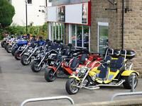 Boom & Rewaco German Trikes WANTED!!