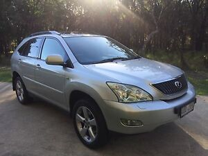 2006 Lexus RX350 FULL LEXUS S HISTORY 1 owner! Amazing example! Capalaba West Brisbane South East Preview