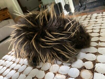Folkmanis Porcupine Stuffed Animal Hand Puppet Soft Doll Plush Toy RARE 12""