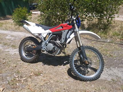 Swap or sell 2006 husqvarna te510 lic