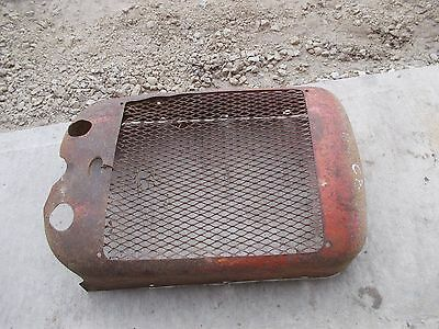 Allis Chalmers Ca Tractor Ac Front Nose Cone Grill Assembly W Screen