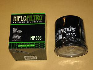 Ölfilter Hiflo HF303RC Honda XL 600 V 650 V Transalp