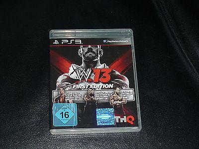 PS3 WWE 13 - First Edition  Wrestling online kaufen