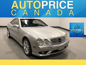 2003 Mercedes-Benz CL-Class MOONROOF|NAVIGATION|LEATHER