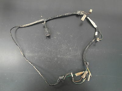 1985 85 HONDA 185S ATC 185 S 3 THREE WHEELER ENGINE BODY ELECTRICAL WIRING WIRES