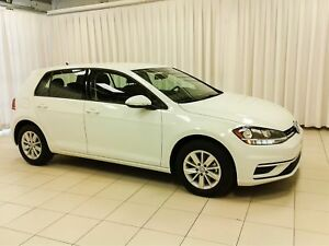 2018 Volkswagen Golf TSI TURBO 5DR HATCH w/ BLUETOOTH, TINTED GL