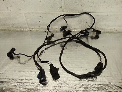 MERCEDES W212 FRONT PARKING SENSORS WIRING LOOM a0001534624
