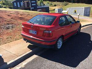 2000 BMW 318ti Latrobe Latrobe Area Preview