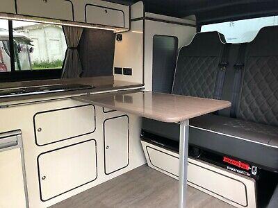 Camper Van Conversion - VW T5 T6 Vivaro Trafic Transit Custom Citreon Dispatch