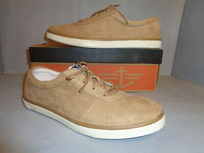 Docker's Mens Beige Leather Suede Auvy Sneaker Shoes NIB New Sizes!! Handsome!! ()