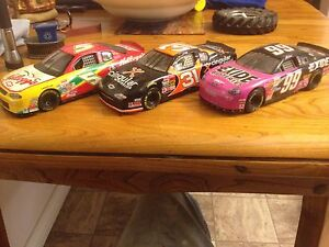 Die cast cars