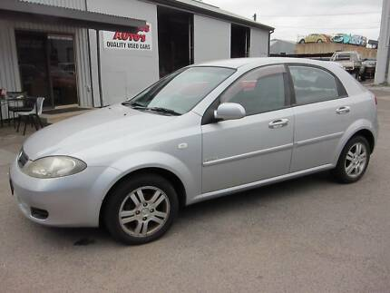 2006 Holden VIVA Equiqe HATCHBACK - Automatic Fyshwick South Canberra Preview