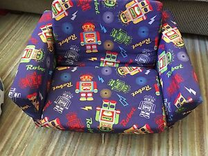Fold Out Kids Sofa Castle Hill The Hills District Preview