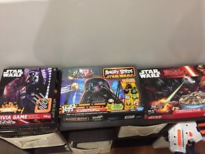 Star Wars Games and Board Games