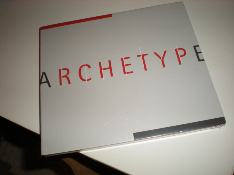 Archetype Bleed For Them FULL CD new still sealed