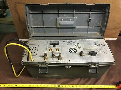 K-3339 James Kamm Technologies - Refrigeration Recovery Coolant System - Used