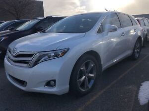 2015 Toyota Venza V6, AWD, Limited, Only 66738 Kms, Navigation