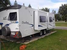 Jayco Sterling Caravan 25ft Coffs Harbour 2450 Coffs Harbour City Preview