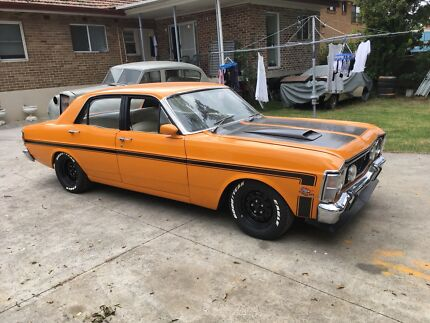 Ford Falcon Xw Gt Replica