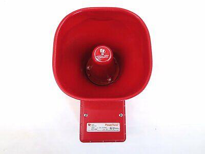Federal Signal Sphp-dvsmr Power Tone Alarm Speaker 2570 Volts