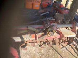 Rotary hoe 3point linkage for tractor