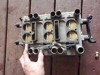 ZDZ Super 80 Carburetor//Intake Gasket 2 Pack-Plate to Carb-NIP