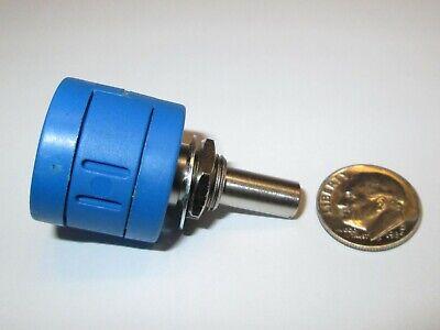 Bourns 3590s-002-103 10k Ohm 10-turn 2w Wire Wound Potentiometer Nos
