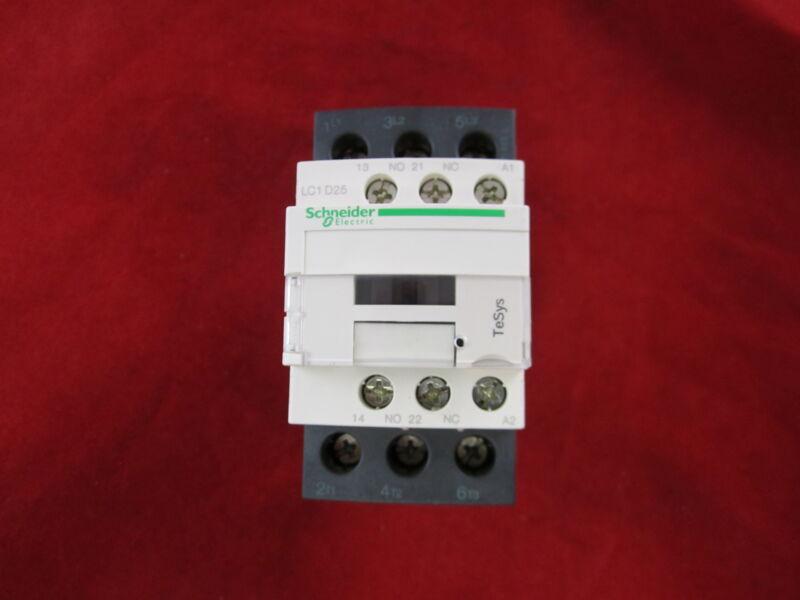 Schneider/Telemecanique LC1D25M7 Magnetic Contactor AC220V